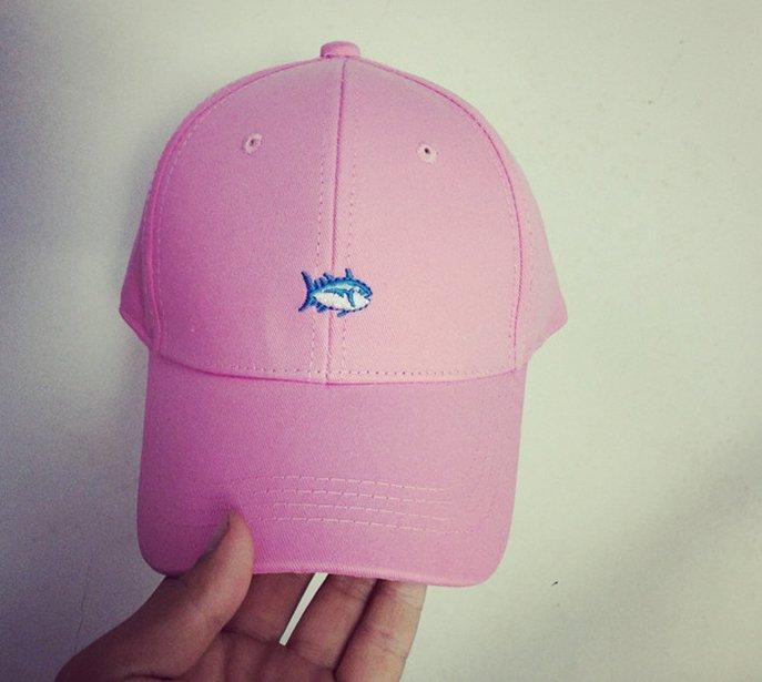【JP.美日韓】小魚 鯊魚 鯨魚 精工 粉 高端 MDS 老帽 棒球帽 後扣 nike stussy champio