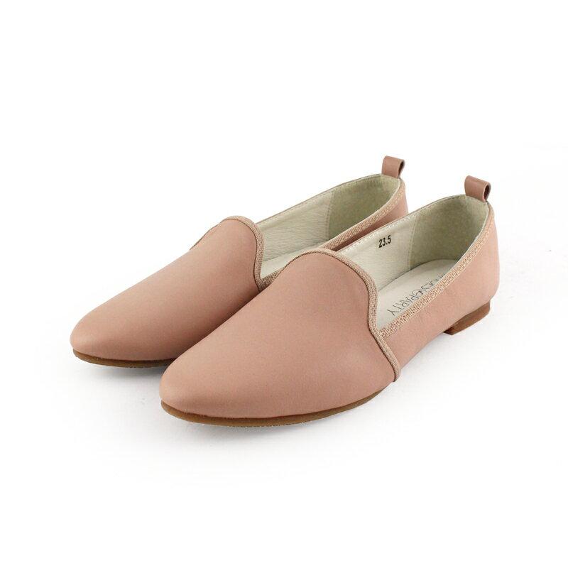 【 C2-17504L 】軟牛皮休閒歐貝拉_Shoes Party 7