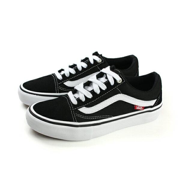 VANS 休閒鞋 女鞋 黑色 72020503 no475