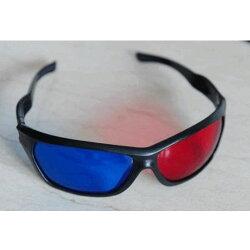 【超取299免運】3D立體眼鏡 3D電影專用眼鏡 3D眼鏡 3D紅藍眼鏡