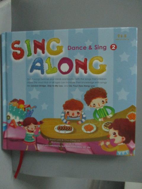 ~書寶 書T1/少年童書_ZFR~Sing Along 第二輯~Dance   Sing