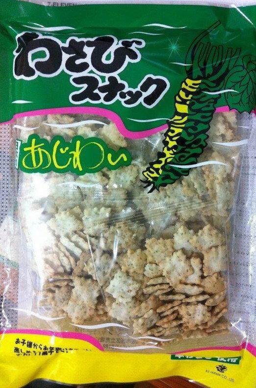 日本商品代購-日本芥末餅