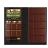 【派尼克帝PERNIGOTTI】義大利進口金磚巧克力★顆粒榛果70%黑巧克力片裝125g★ 0