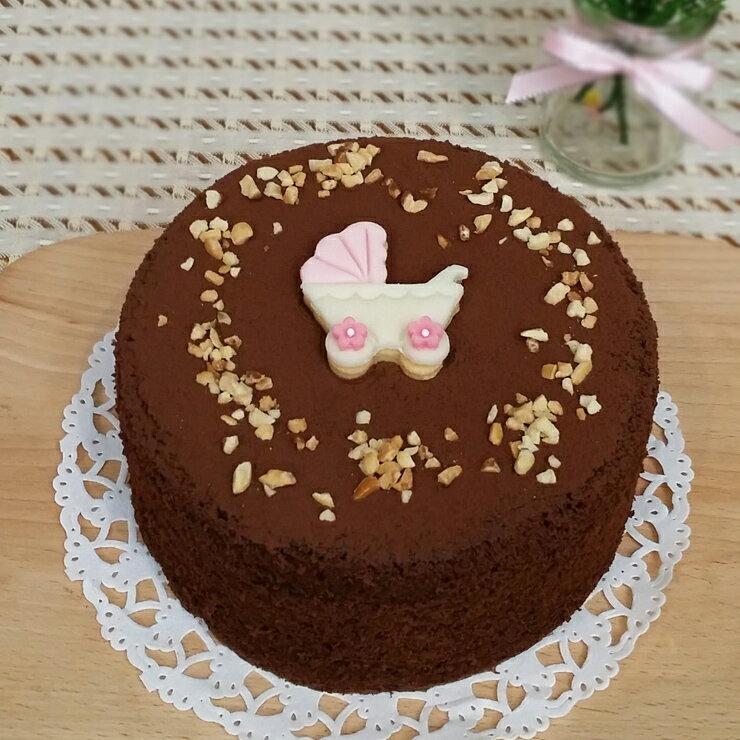 ❤Yulia 經典巧克力蛋糕❤6吋
