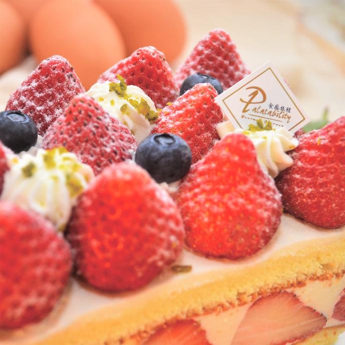 北海道雪藏草莓乳酪蛋糕4吋