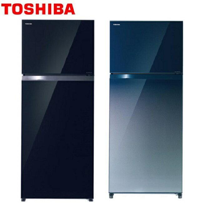 <br/><br/>  ★贈 10入碗組SP-1505★『TOSHIBA』☆ 東芝 505公升變頻無邊框玻璃系列冰箱 GR-HG55TDZ **免運費+基本安裝+舊機回收**<br/><br/>
