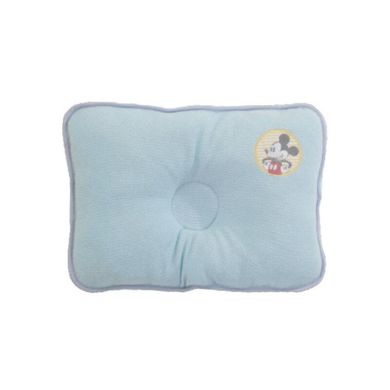 【ViVibaby】迪士尼米妮米奇冬夏兩用塑型枕-管狀透氣填充 二色