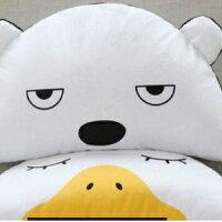 兒童節禮物Children's Day到美麗大街【HB20160407A】創意新款可拆洗毛絨玩具兒童陪伴抱枕 鴨子西瓜熊布娃娃