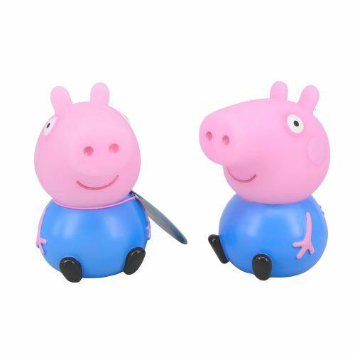 ★衛立兒生活館★【Peppa Pig】粉紅豬小妹 七彩小夜燈-喬治VP37012