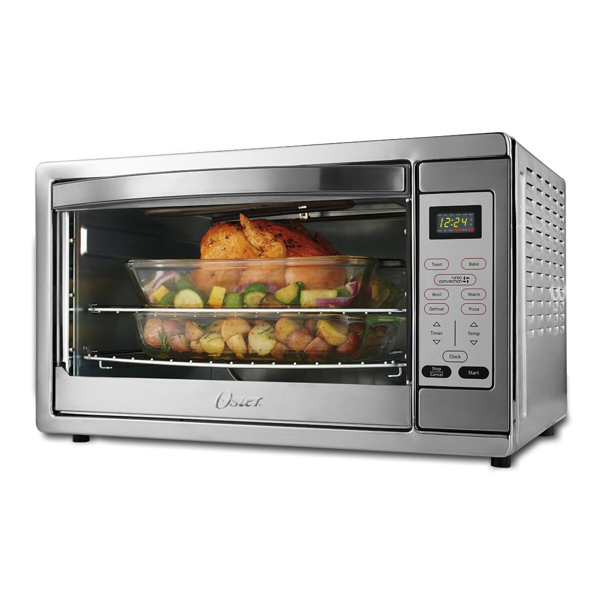 Oster Extra Large Digital Countertop Oven TSSTTVDGXL 0