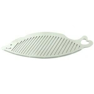 珍昕生活網:【珍昕】小川田不銹鋼年年有魚洗米瀝水板(12入平均72個)瀝水器