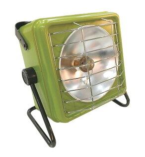 ├登山樂┤日本UNIFLAME方型暖爐瓦斯暖爐#U630068方型暖爐蘋果綠台灣限定款