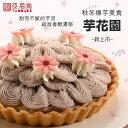 【亞尼克】芋花園派8吋~母親節預購專賣❤母親節蛋糕推薦