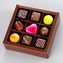 【亞尼克】法式巧克力9入禮盒 - 限時優惠好康折扣