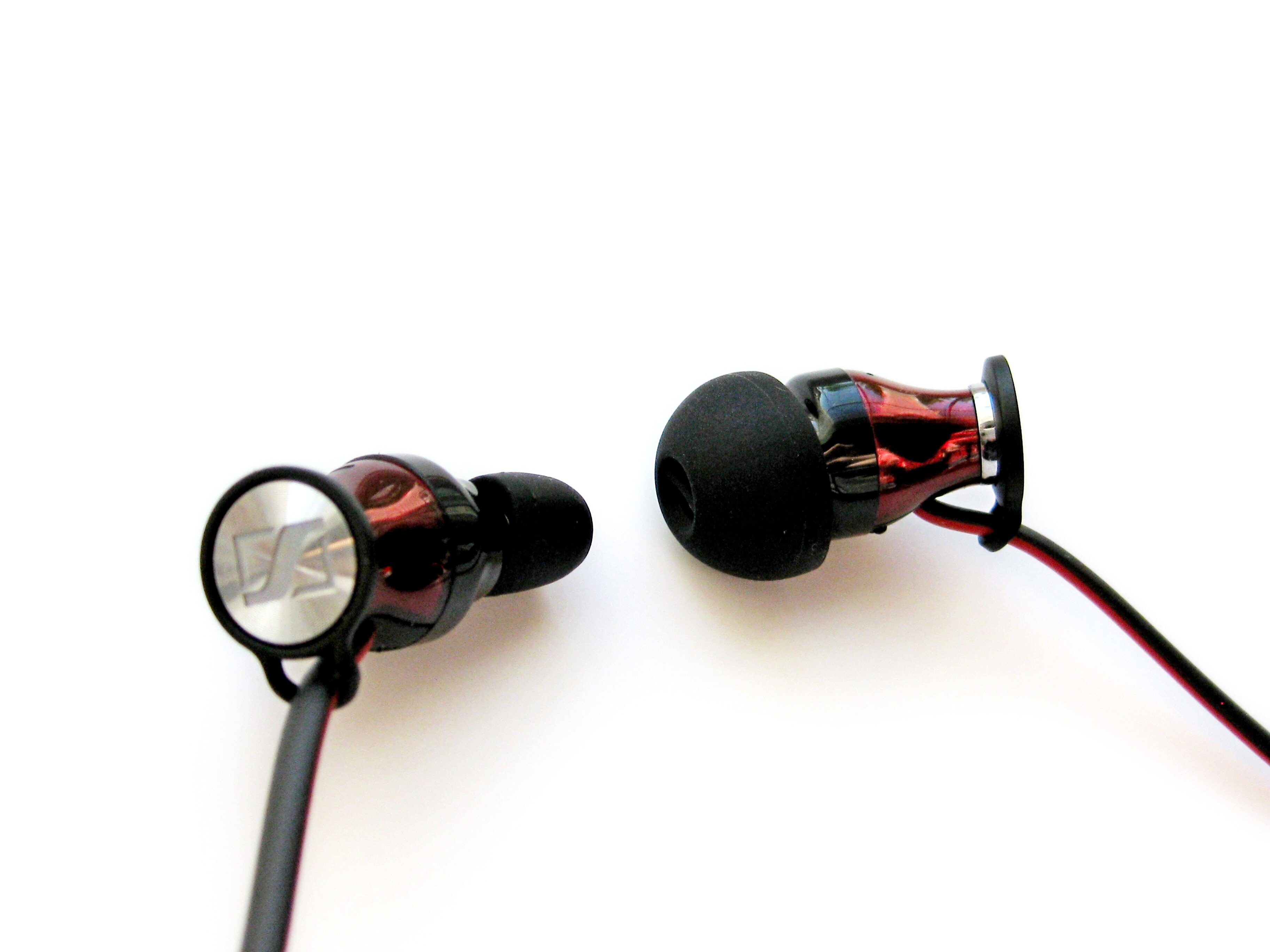 8pcs XS//S//M//L Comfort Eartips buds for Sennheiser CX 3.00 and CX 5.00 B-NSEN