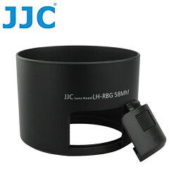 又敗家@JJC賓得士副廠Pentax遮光罩PH-RBG插刀式遮光罩58mm(有CPL窗,可反扣副廠遮光罩同PENTAX原廠遮光罩)適PENTAX-DA 55-300mm F4-5.8 ED WR kit鏡F/4.0-5.8遮陽罩1:4.0-5.8太陽罩lens hood
