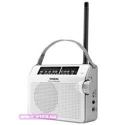 SANGEAN山進 二波段 復古收音機 調頻 / 調幅 PR-D6 FM/AM