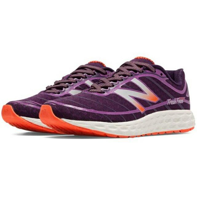 《限時特賣↘6折免運》New Balance 980 女鞋 慢跑 輕量 避震 紫 【運動世界】 W980PP2