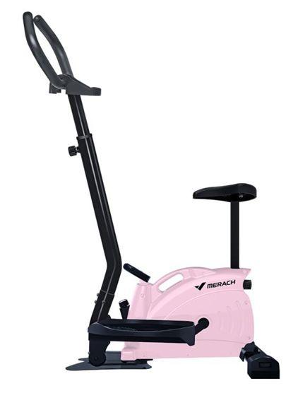麥瑞克家用踏步機女磁控健身器材室內橢圓跑步踩踏板小型靜音