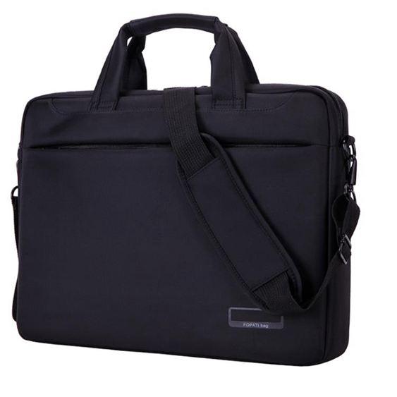 華碩惠普戴爾蘋果12寸14寸15.6寸17.3單肩手提男女式筆記本電腦包