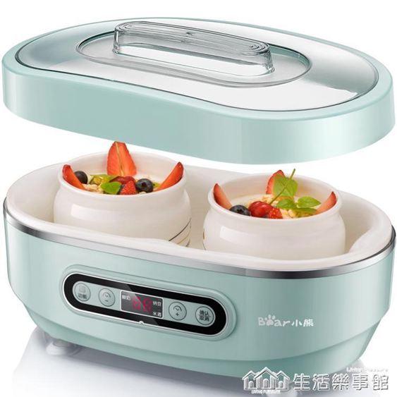 SNJ-A15U3酸奶機家用雙陶瓷內膽分杯智慧納豆機米酒機