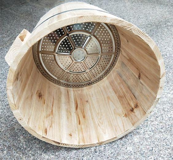 神器具傳統竹制蒸鍋糯米手工木制蒸飯桶廚房樹商用大號蒸籠木桶小