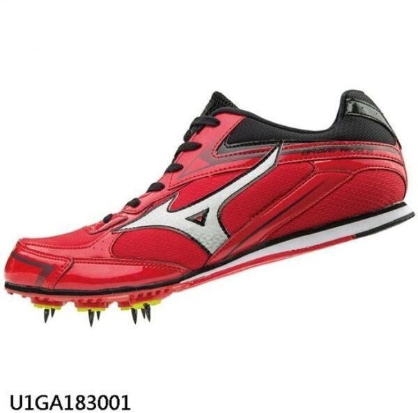 【登瑞體育】MIZUNO男女款田徑釘鞋_U1GA183001