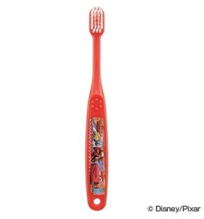 【真愛日本】18051500006前細毛兒童牙刷3-5歲-CARS紅迪士尼麥坤兒童牙刷牙刷盥洗用品