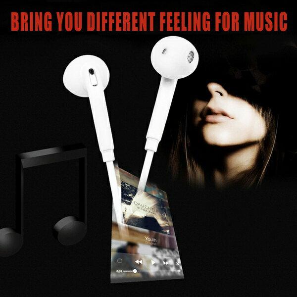 Headphone Headset Earphone with Mic For Samsung GALAXY S6 i9800 S6 Edge 3