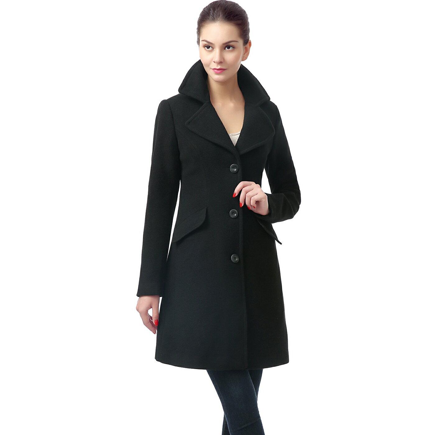 6fa72de1c91 Luxury lane womens sasha wool blend walking coat jpg 1400x1400 Bgsd coats