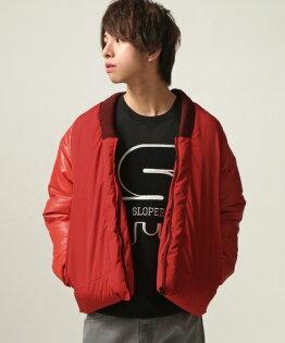 羽絨外套RED