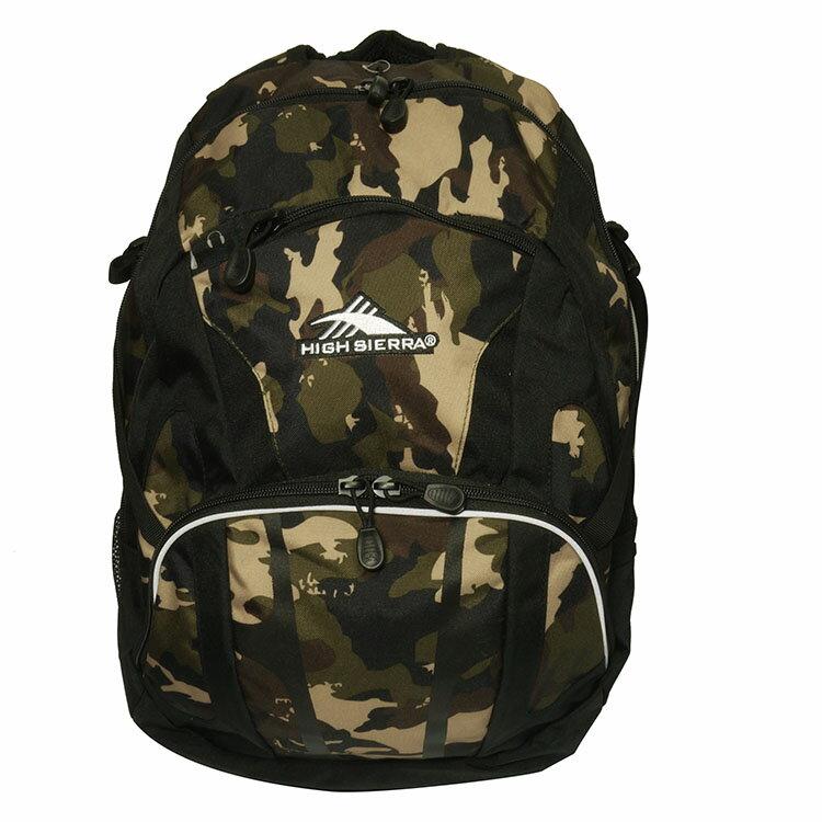 HIGH SIERRA美國戶外運動用品Composite Backpack 大容量後背包新秀麗Samsonite副牌-迷彩-H04-ZB034【禾雅】