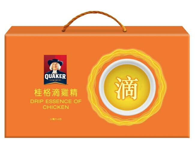 桂格滴雞精(9包/盒)
