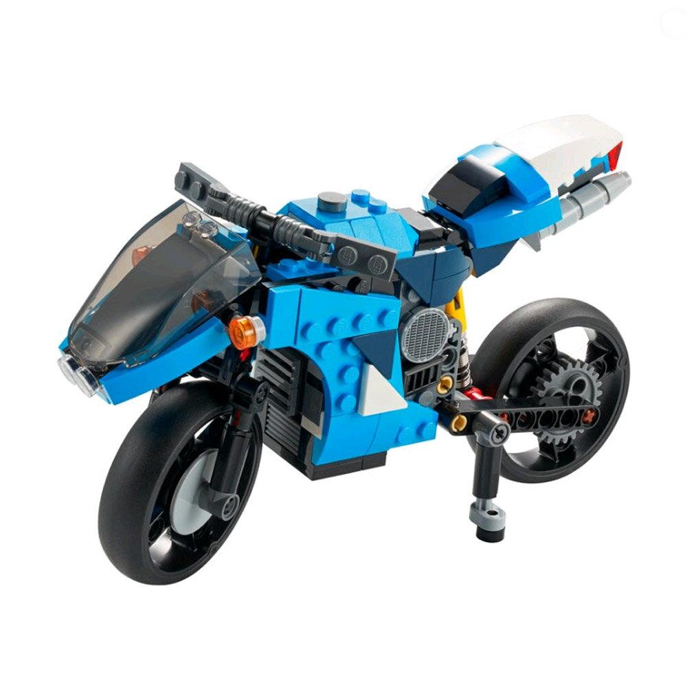 樂高LEGO 31114  創意百變系列 Creator 超級摩托車Super Motor Bike Set