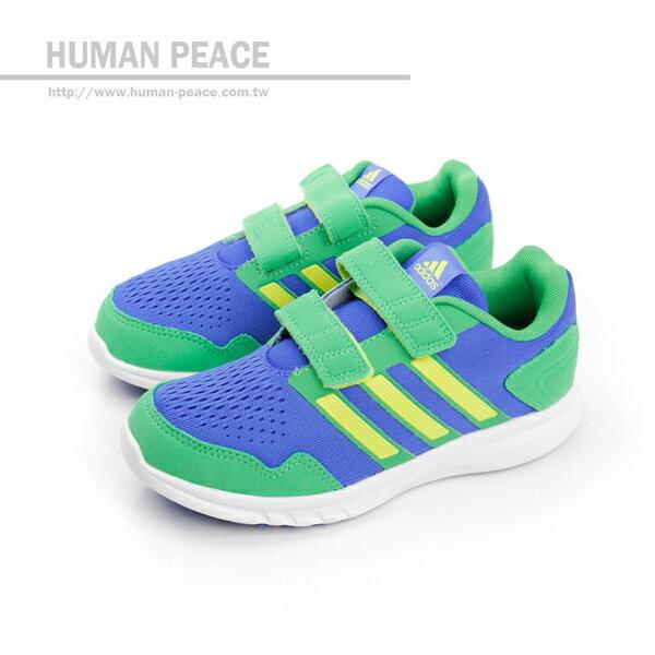adidas Runfastic 訓練鞋 綠 童 no129