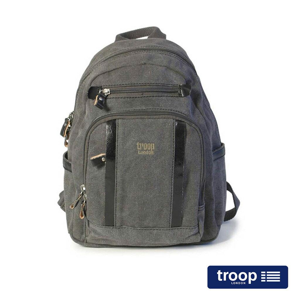 【TROOP】經典品格CLASSIC後背包/TRP0255BK