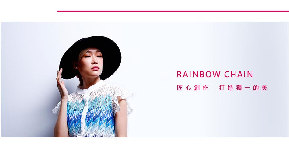 RAINBOW CHAIN - 限時優惠好康折扣