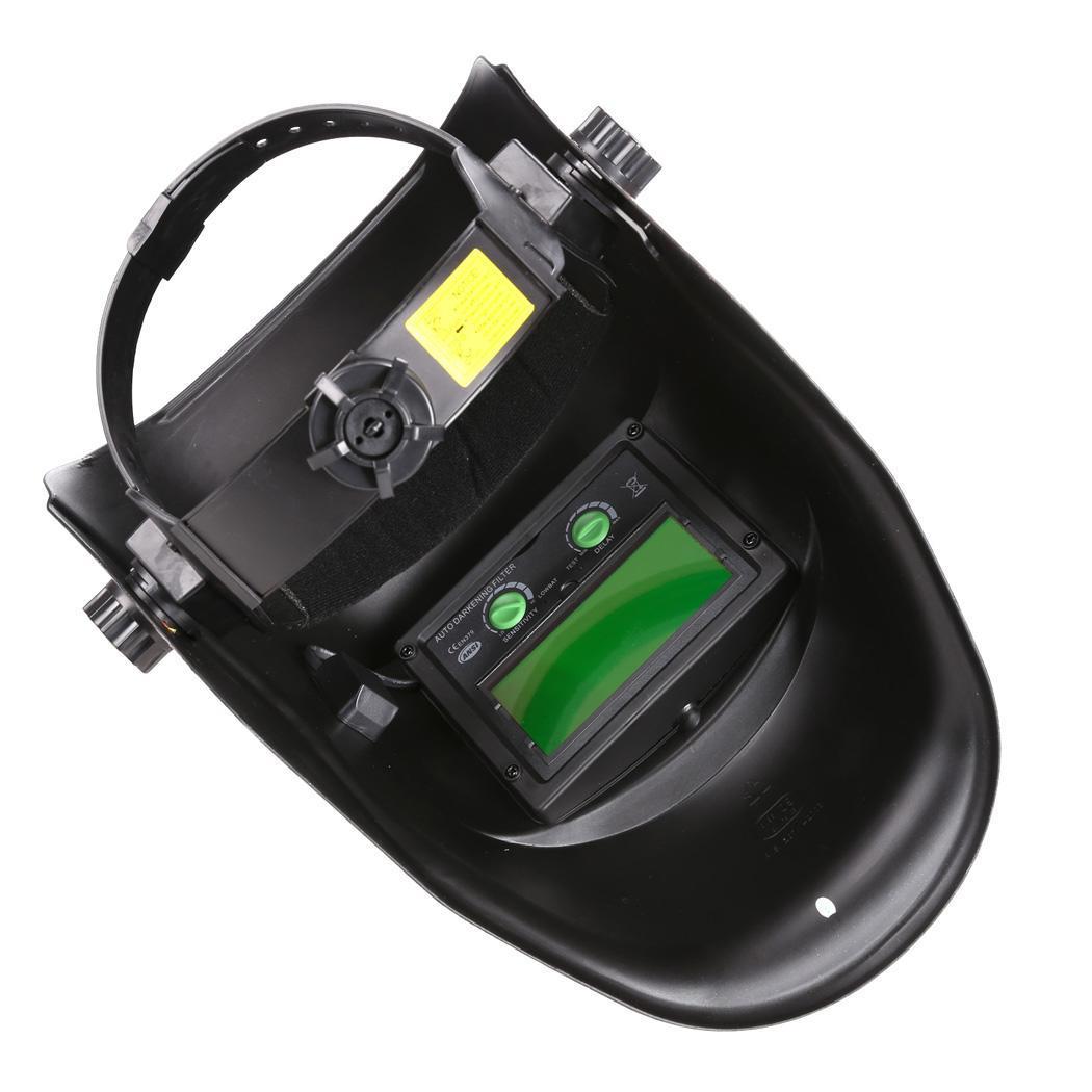 Solar Arc Tig Mig Auto-Darkening Welding Helmet Professional Mask 1