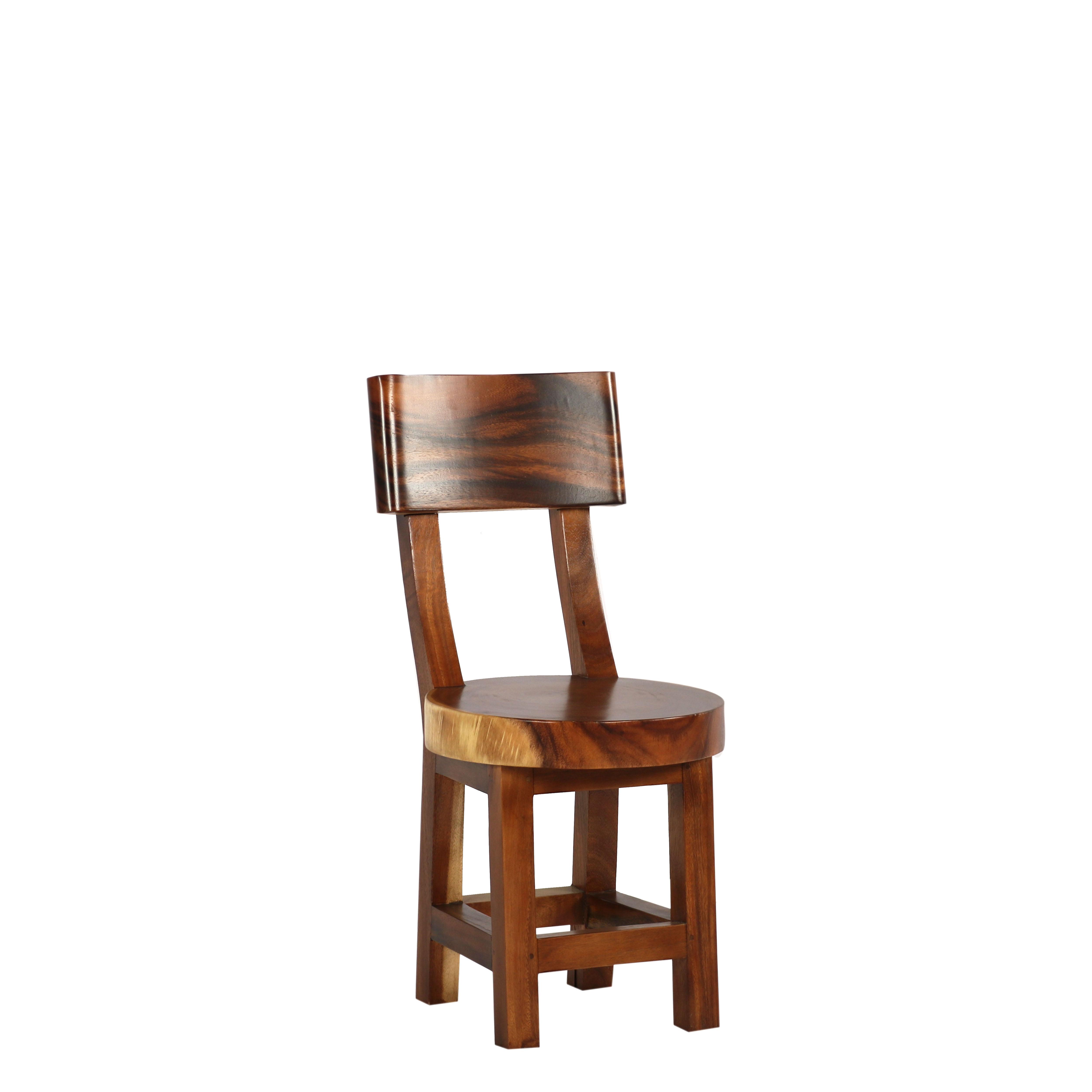 雨豆木工學餐椅 實木餐椅 雨豆木餐椅 柚木餐椅 實木家具 實木餐椅 實木餐桌 椅子 A.H.Furniture 19C164寬度43*50*91