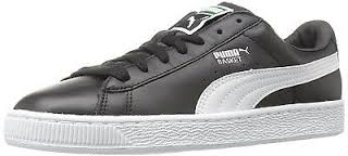 PUMA BASKET CLASSIC LFS 黑 白 男鞋 US 7~12 354367-21 B