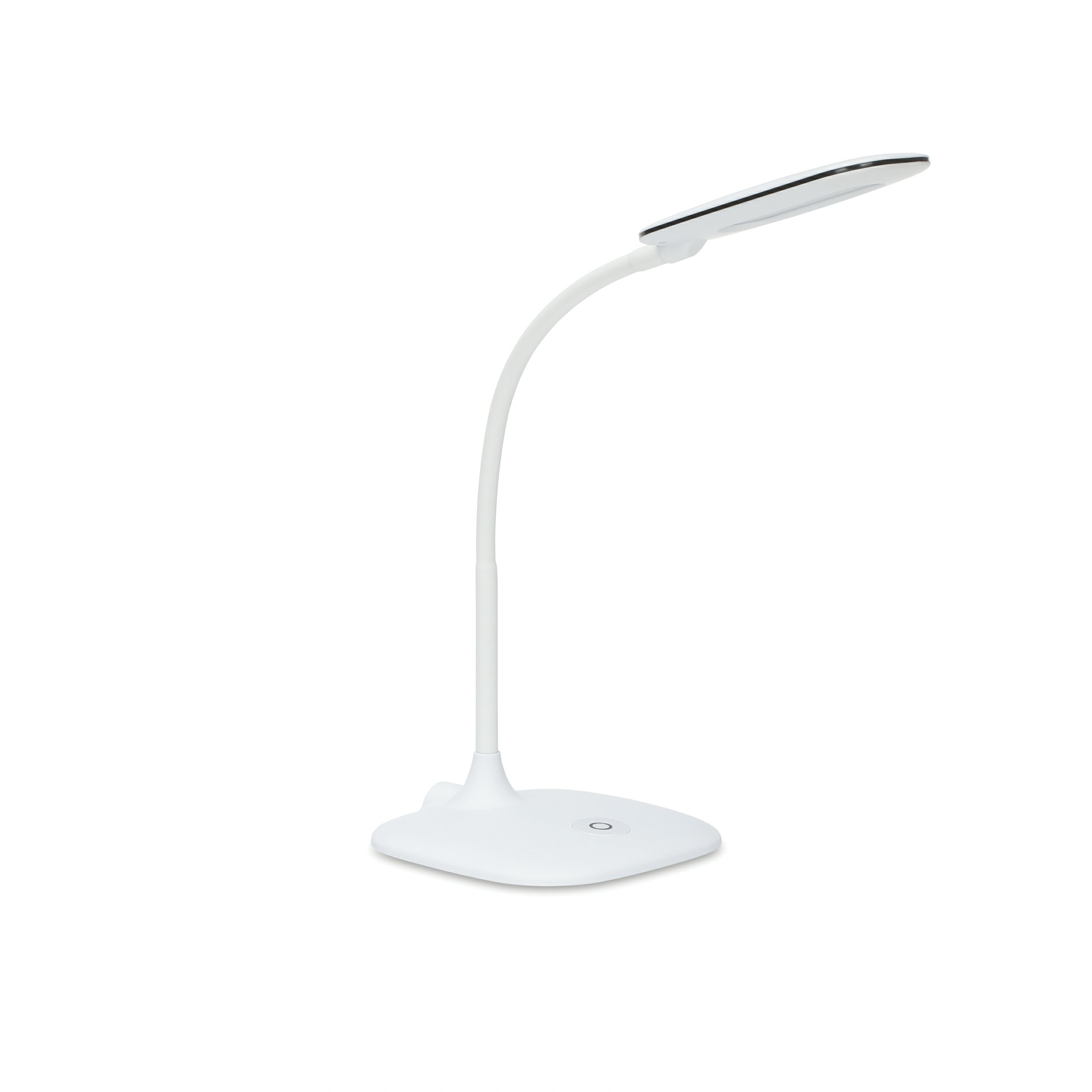 Ofm Ess 9003 Wht Essentials Led Desk Lamp With Touch Control White 0