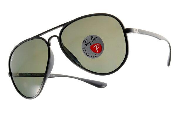 Ray Ban 雷朋 黑 太陽眼鏡 RB4180 限量 輕量化 3