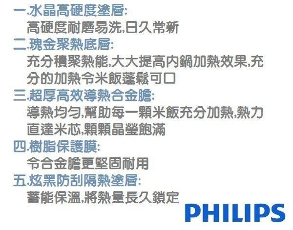 免運費【Philips飛利浦】萬用鍋專用內鍋 HD2775 適用HD2133/HD2136/HD2175/HD2105/HD2172