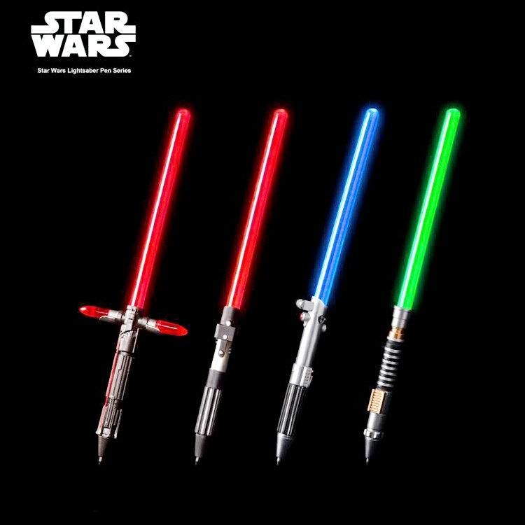 PGS7 美系電影商品 - 星際大戰 Star Wars 光劍 lightsaber 造形 原子筆 筆 【SHW61188】