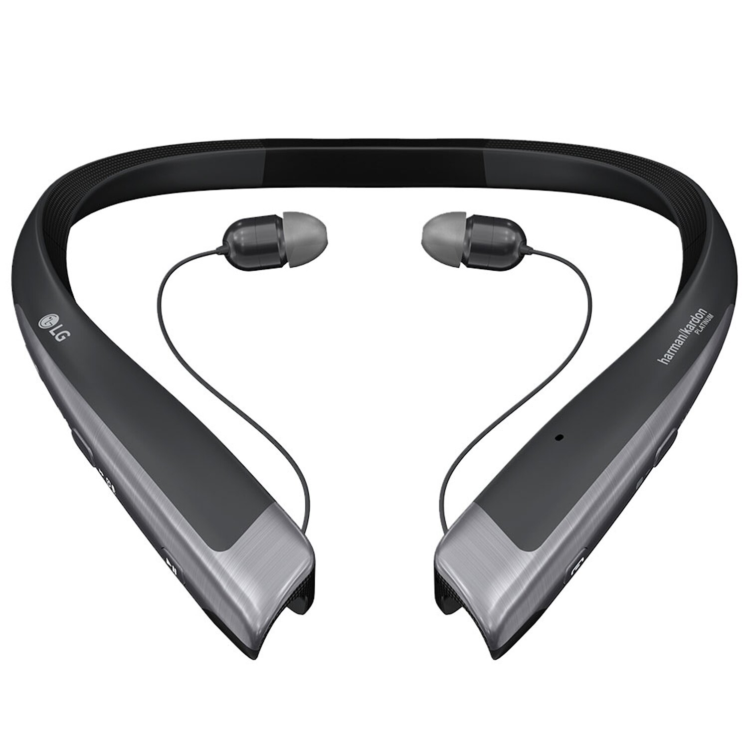 LG Tone Platinum HBS-1100 Bluetooth Headset Harman Kardon Platimum