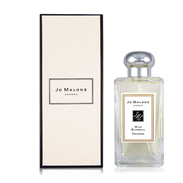 JO MALONE WILD BLUEBELL COLOGNE 藍風鈴香水 30ml/100ml-【BUY MORE】