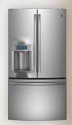 美国GE奇异 PFE28RSSS 不锈钢门板 取水三门冰箱【得意家电】 ※热线07-7428010