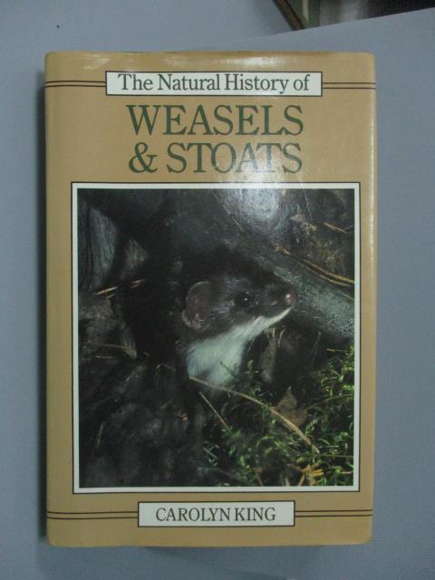 ~書寶 書T5/動植物_ZAL~The Natural History of Weasel