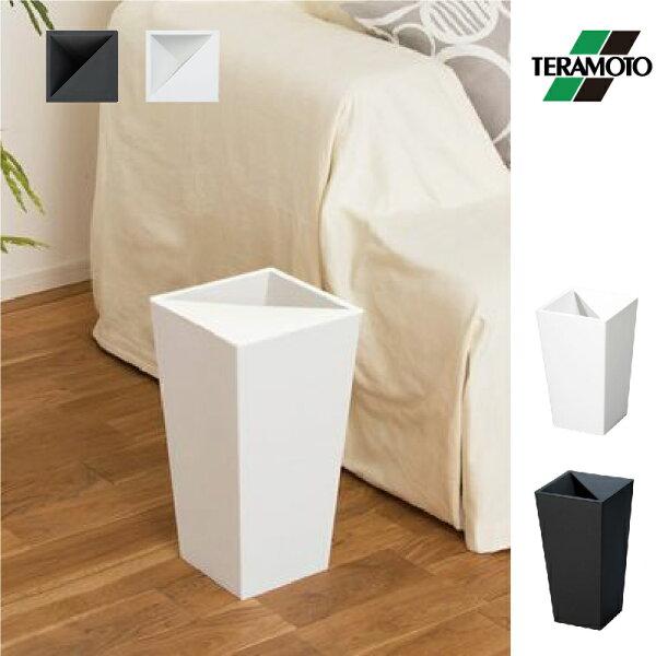 日本UNEED隱藏式上蓋方形質感垃圾桶