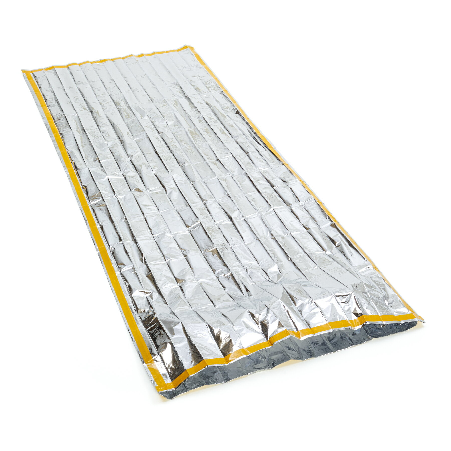 Equipped Outdoors Emergency Mylar Sleeping Bag 84 X 36 Blanket 0